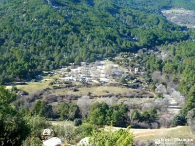 Gran Cañada-Cordel la Pedriza; sepulveda turismo peñafiel turismo pueblos con encanto toledo multi